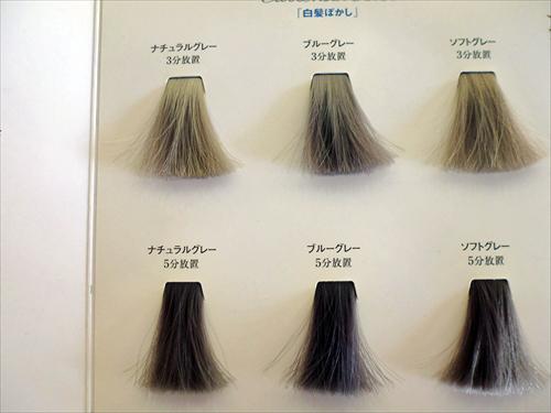 髪屋はうす東大和店写真6白髪ぼかし