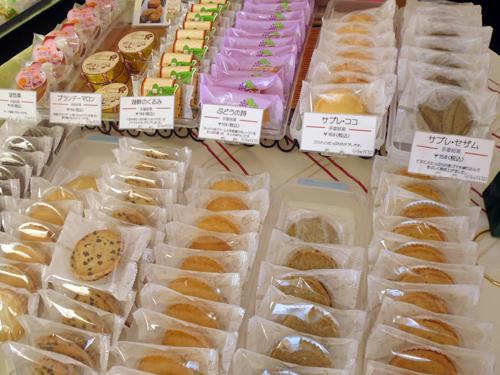 ニューあむーる14焼き菓子