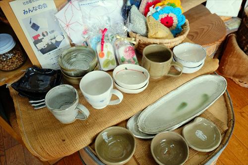 夢屋珈琲工房10陶器