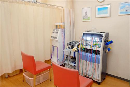 桜ヶ丘整骨院10機械