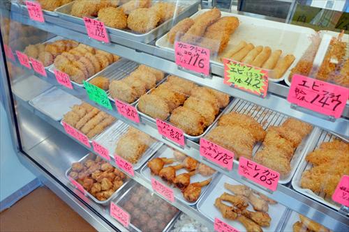 肉の富士屋3店内2