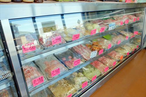 肉の富士屋4店内3